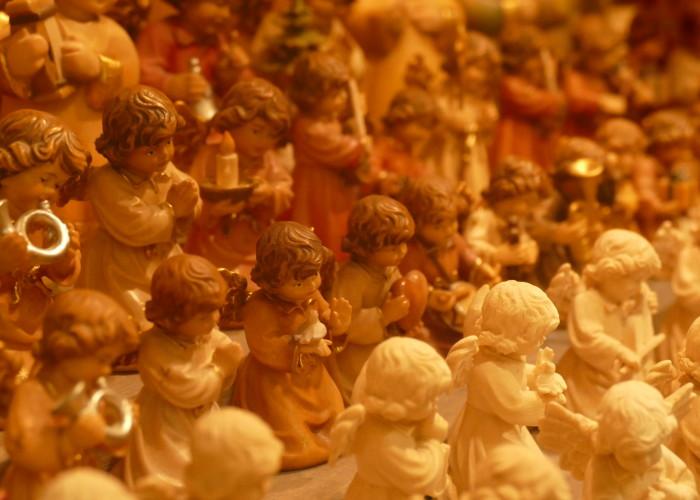 Engel gehören dazu auf der Fürther Altstadtweihnacht