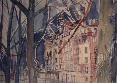 Copyright Galerie Freibank - Altstadtverein St. Michael Fürth 1999