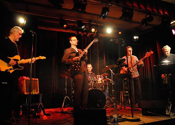 Grafflmarkt 2016 mit Dr. Leyk's Blues