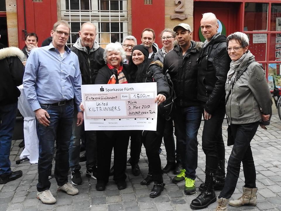 Unterstützung des Rikscha-Projektes