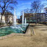 Springbrunnen Fürther Freiheit