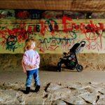 Nie erwachsen werden (Brücke Kapellenstraße über Rednitz)