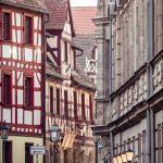 Gustavstraße in der Altstadt