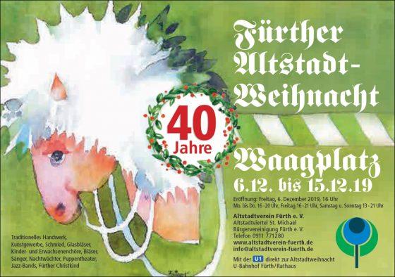 Altstadtweihnacht 2019